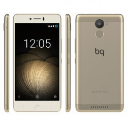 TELEFONO MOVIL BQ AQUARIS U LITE 16+2GB ORO