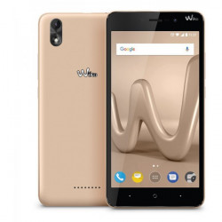 TELEFONO MOVIL WIKO LENNY 4 PLUS ORO