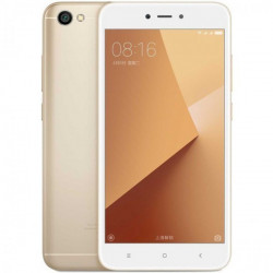 "TELEFONO MOVIL XIAOMI REDMI 5A ORO 4G 5""-QC1.4-2GB-16GB"