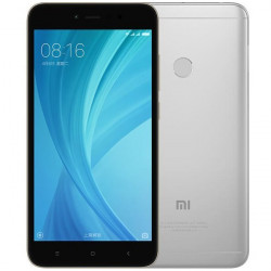 "TELEFONO MOVIL XIAOMI REDMI NOTE 5A PRIME GRIS 4G 5.5""-OC1.4-3"
